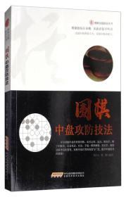 围棋实战技法丛书:围棋中盘攻防技法