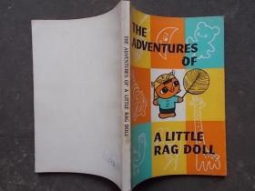 THE ADVENTURES OF A LITTLE RAG DOLL(《小布头奇遇记》英文版)