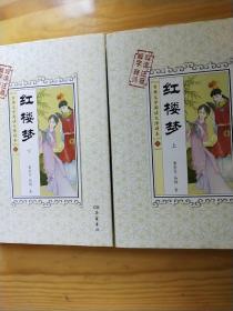 红楼梦-古典文学阅读无障碍本-(上下册)