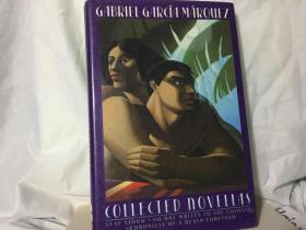 马尔克斯中篇小说选  Collected Novellas : Leaf Storm; No One Writes to the Colonel; Chronicle of a Death