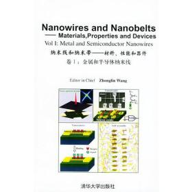纳米线和纳米带——材料、性能和器件(卷I:金属和半导体纳米线