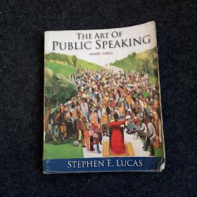 THE ART OF PUBLIC SPEAKING Seventh Edition