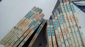 多啦A梦漫画(1-18集),缺第8集。共17集。