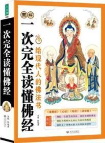 一次完全读懂佛经