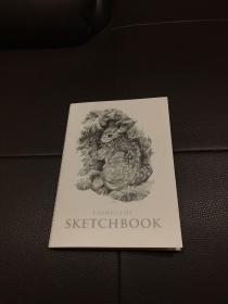 狮鸢动物速写限定笔记本一本