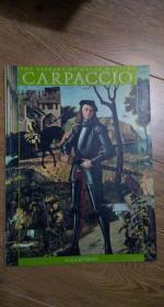 维托雷·卡巴乔(Vittore Carpaccio,1465-1526年) 精品集 ( 艺术史经典 英文原版)