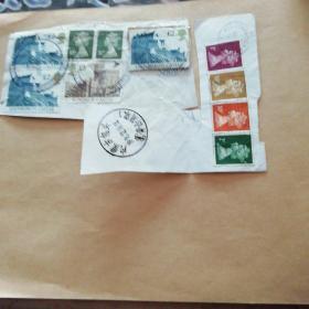 外文邮票几张