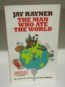 The Man Who Ate the World by Jay Rayner(旅行)英文原版书