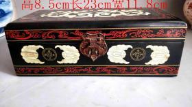 清代漆器首饰盒