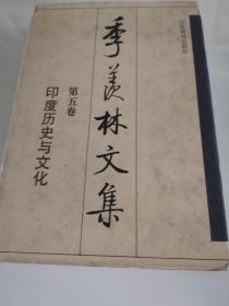季羡林文集.第五卷.印度历史与文化