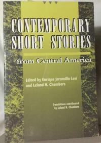拉丁美洲短篇小说选  Contemporary Short Stories from Central America