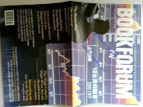 BOOK FORUM 2012年6-8月 英文原版文学期刊杂志学习参考资料
