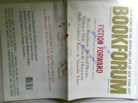 BOOK FORUM 2009年6-8月 英文原版文学期刊杂志学习参考资料