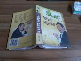 交心:中国经济问题新举措