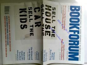 BOOK FORUM 2013年12月-2014年1月 英文原版文学期刊杂志学习参考资料