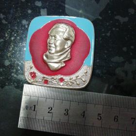 毛主席像章(毛主席万岁)