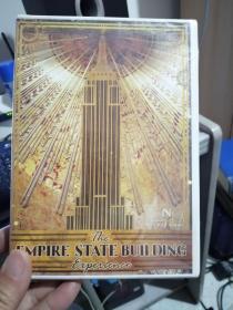 THE EMPIRE STATE BUILDING(帝国大厦)英文原版DVD(未拆封)