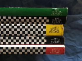 the officlal ferrari magazine 英文原版 法拉利汽车杂志 汽车赛车 1、2、3、4、6期