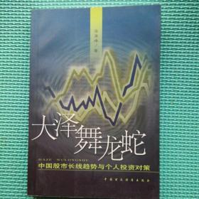 大泽舞龙蛇:中国股市长线趋势与个人投资对策