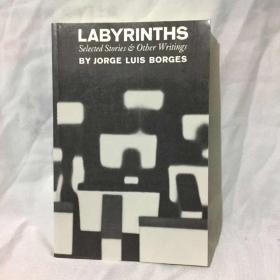博尔赫斯作品  Labyrinths