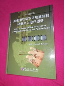 影像学引导下区域麻醉和疼痛介入治疗图谱(中文翻译版)