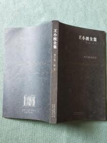 王小波全集(第二卷 杂文):我的精神家园