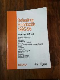 BELASTINGHANDBOEK 1995-96(荷兰语?)