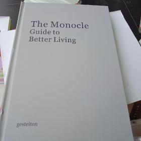 正版现货  The Monocle Guide to Better Living