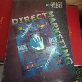 正版现货 外文原版DIRECT MARKETING