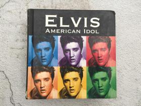 Elvis: American Idol (Book Brick) Hardcover 猫王