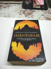 英文原版书:SHANTARAM