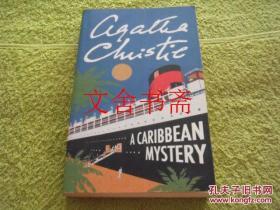 【正版现货】英文原版 A Caribbean Mystery.