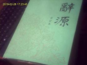 辞源【合订本】1一4【书重3公斤】