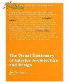全新正版 :The Visual Dictionary of Interior Architecture and Design 软精装