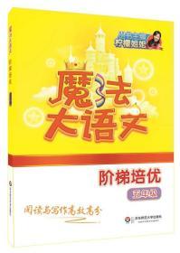 魔法大语文阶梯培优 五年级 阅读启蒙训练 提升语言技巧表达能力 小学语文教辅书籍  9787567573024