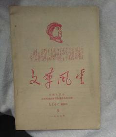 文革风云1967年第5期:陈毅黑话一百例