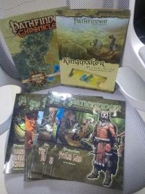 Pathfinder Adventure Path: Kingmaker Complete 1-6 +Map Folio & River Kingdoms 电脑游戏