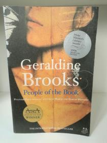 杰拉尔丁·布鲁克斯 People of the Book by Geraldine Brooks (澳大利亚文学)英文原版书