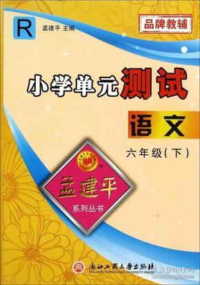 孟建平系列丛书·小学单元测试:语文(六年级下 R)
