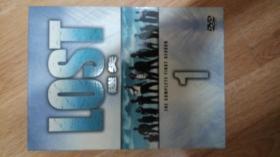 LOST 迷失 第一季 (DVD 9张 )