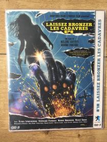 实拍 法国  Laissez bronzer les cadavres! (2017) DVD 曝尸烈日下