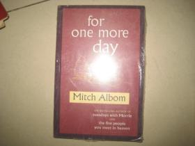 for one more day Mitch Albom        9785