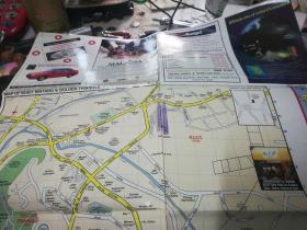 马来西亚旅游地图