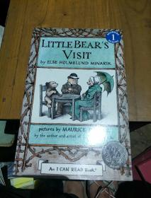 Little Bear's Visit (I Can Read, Level 1)小熊来访
