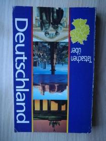 外文书 Deutschiand《中国》中国人学外语最好的辅助书 纸质和印刷极佳,