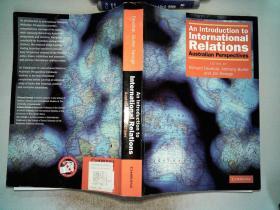 An Introduction to Internatonal Relations