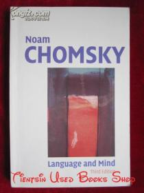 Language and Mind(Third Edition)语言与心智(第3版 英语原版 平装本)