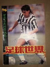足球世界 1991年第8期
