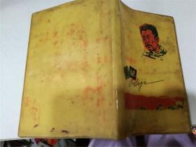 【老版笔记本】塑料日记(内页干净,有彩色插图)