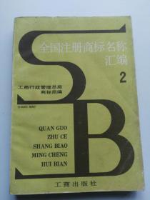 全国注册商标名称汇编(2)